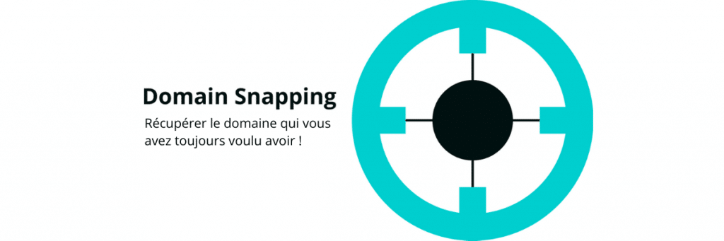 Domain snapping illustration