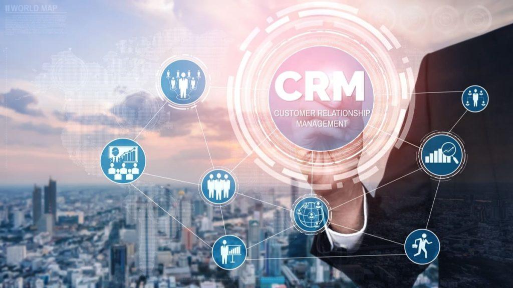 Marketing automation CRM