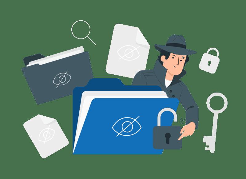 cacher du contenu aux moteurs de recherche