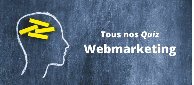 quiz webmarketing