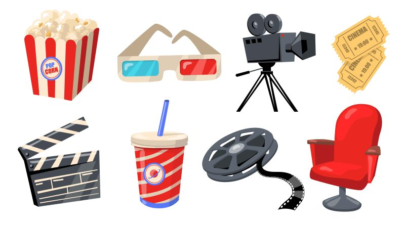 Illustration montage video