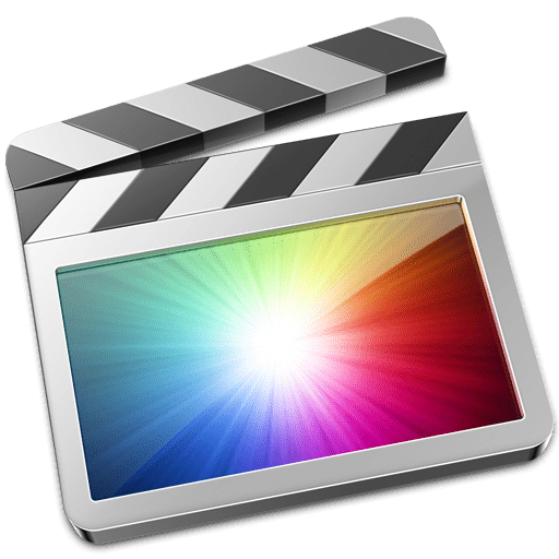 Logiciel de montage vidéo final cut pro