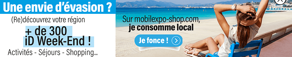 Un exemple d'annonce display