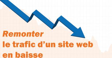 Remonter le trafic d'un site web