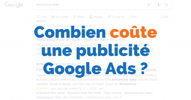 combien coute une publicité google ads