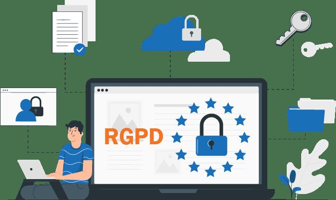 site web conforme rgpd