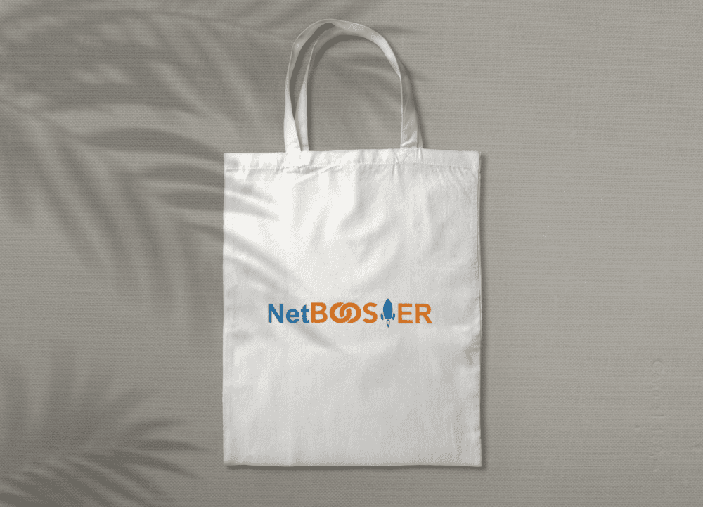 tote bag netbooster goodies