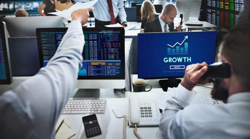 Illustration Bourse Devenir trader