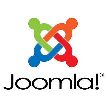 Logo Joomla CMS