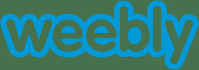 Logo Weebly CMS